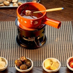 [:bg]Фондю с шоколад[:en]Fondue with chocolate[:]