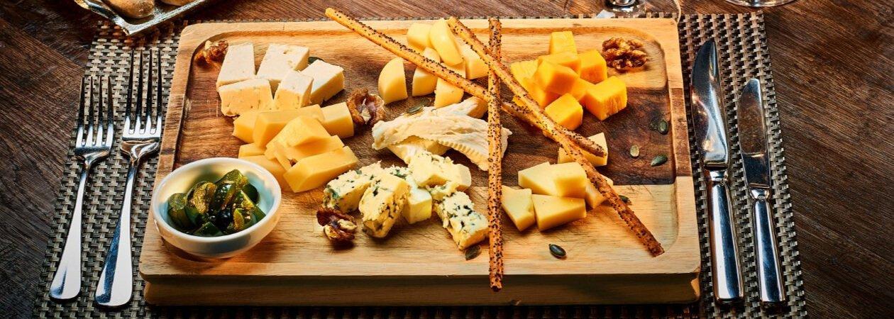 Табло със сирене