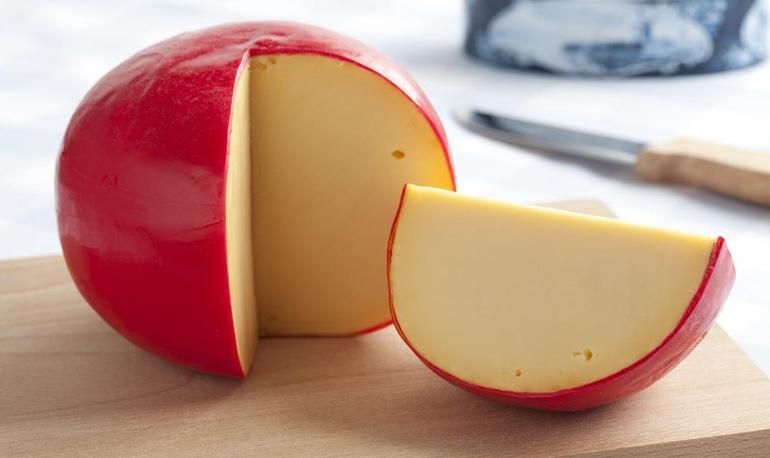 Edam cheese - image | Fondue.bg