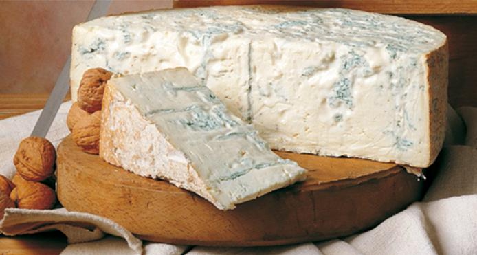 Синьо сирене Горгонзола - снимка | Fondue.bg