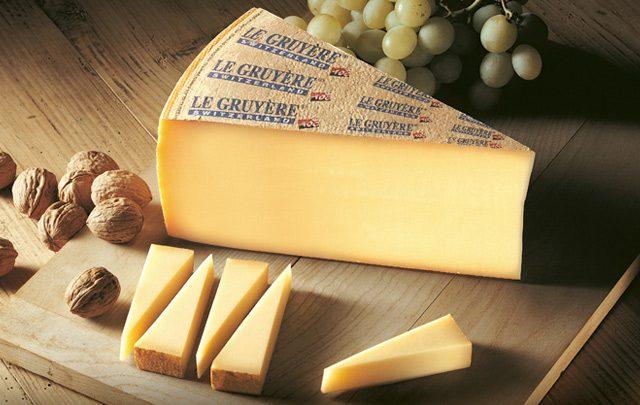 Gruyere cheese - image | Fondue.bg