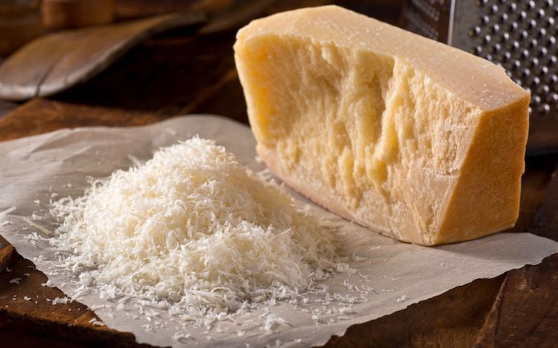 Parmigiano cheese - image | Fondue.bg