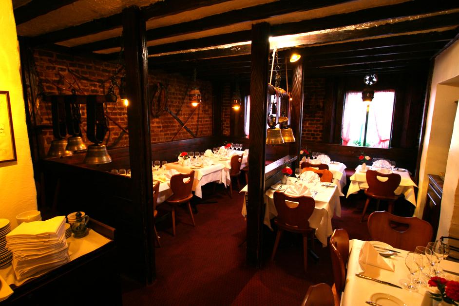 Фондю ресторант St Moritz в Лондон | Fondue.bg