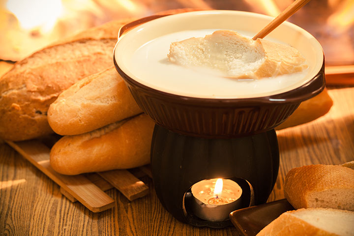 Classic fondue for home | Restaurant Fondue