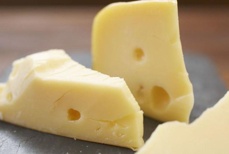 Swiss cheese Gruyere | Fondue.bg