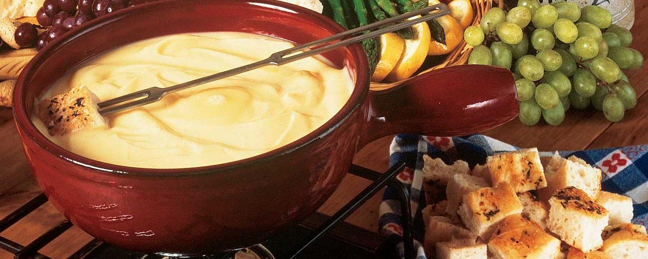 Original Swiss fondue | Restaurant Fondue