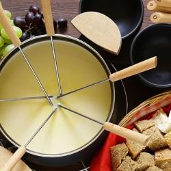 Посуда за фондю от сирена | Ресторант Фондю