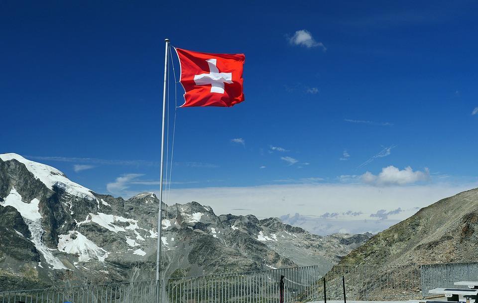 Знамето на Швейцария