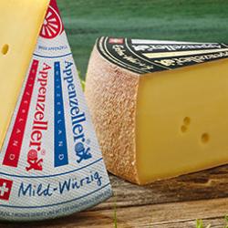 Appenzeller cheese photo