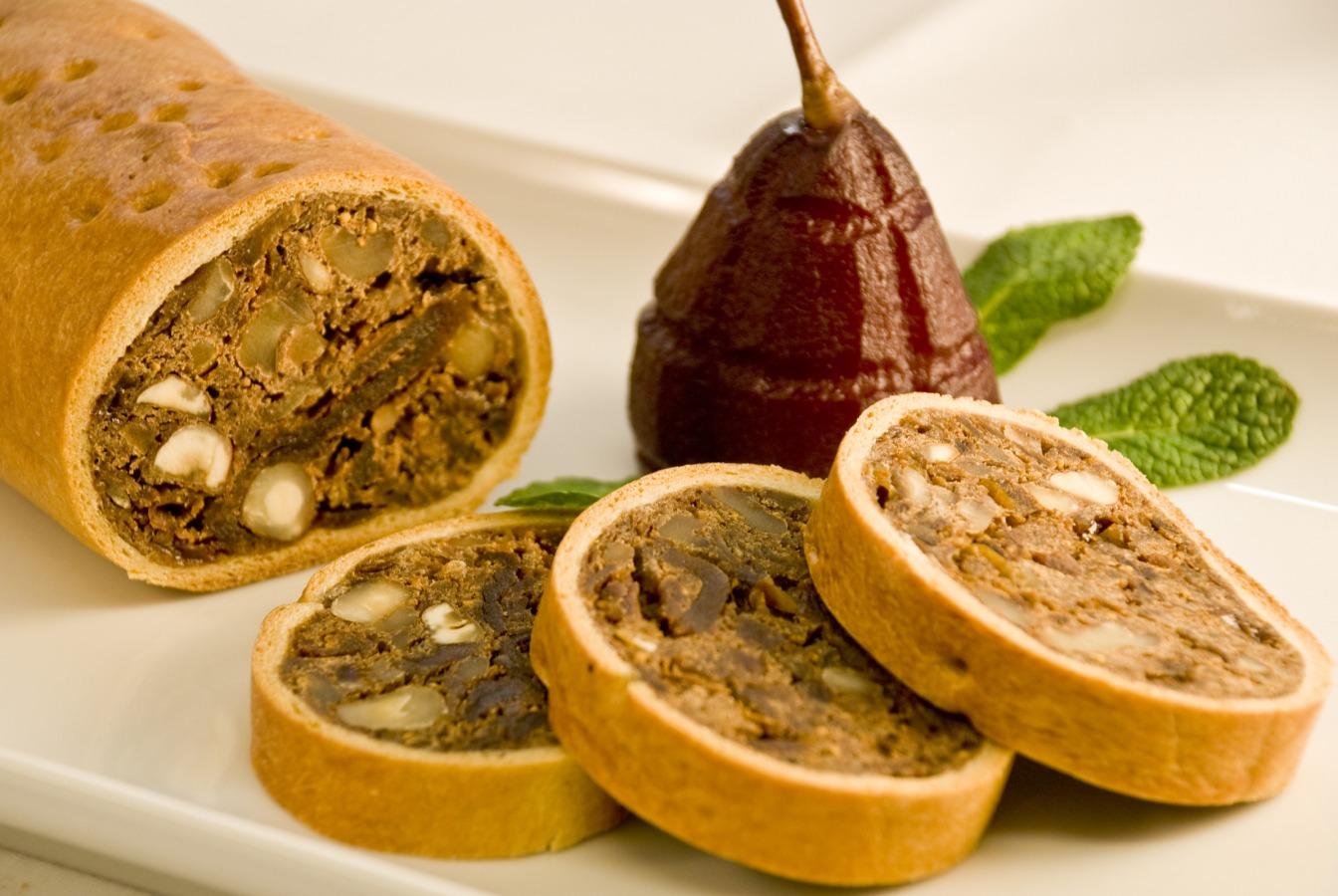 Pears dessert | Restaurant Fondue