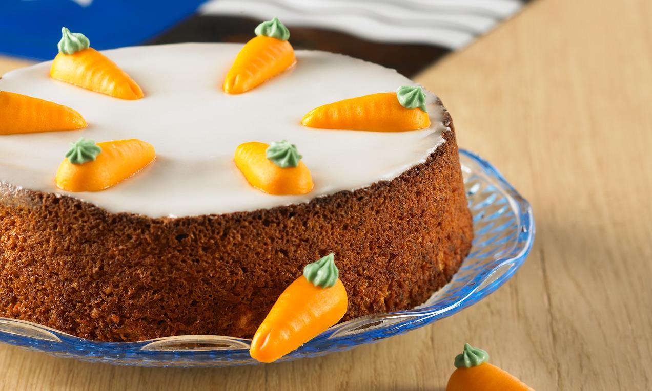 Carrot cake | Restaurant Fondue