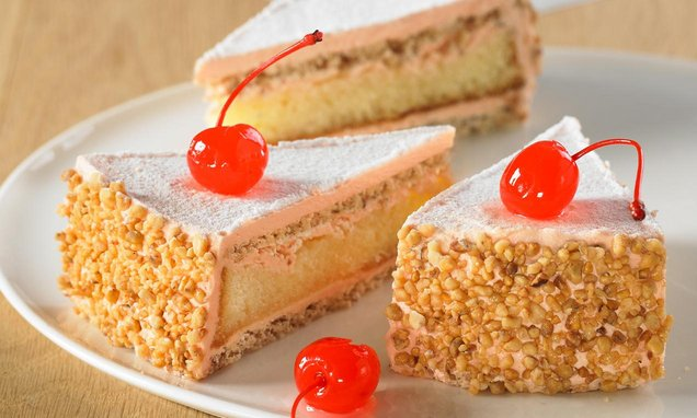 Черешова торта | Ресторант Фондю