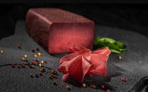 Swiss dry delicacy | Restaurant Fondue