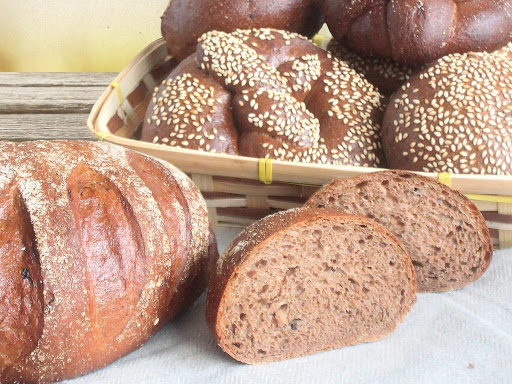 Швейцарски черен хляб