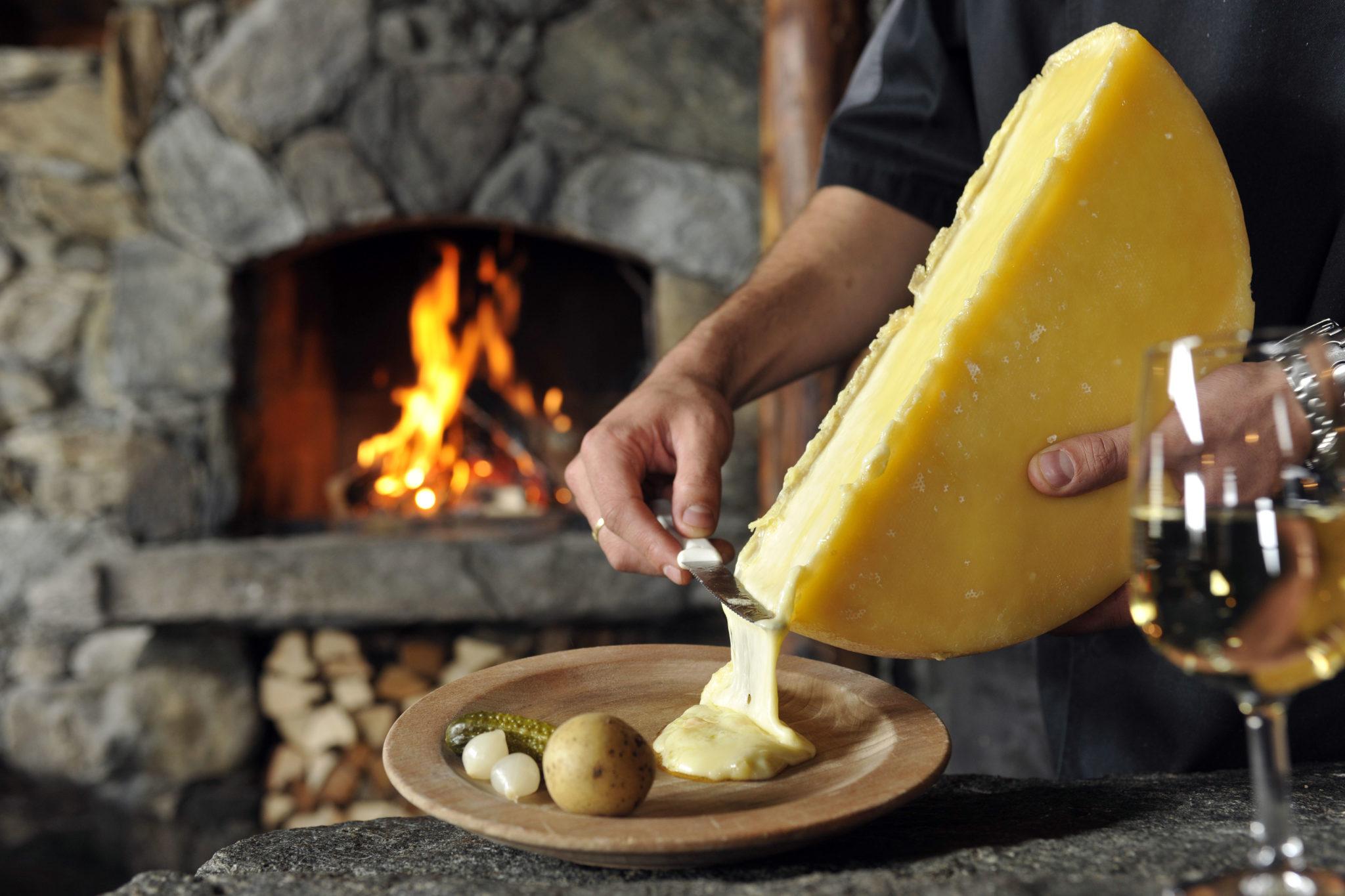 Swiss cheese | Fondue