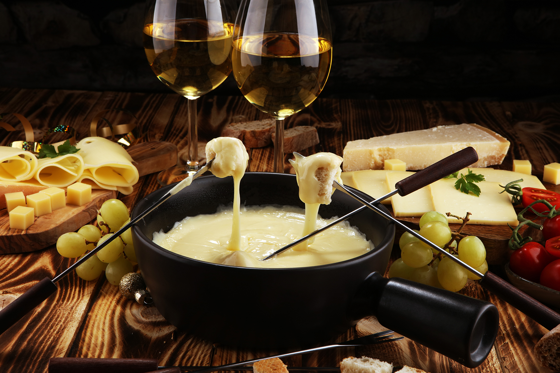 Dishes from Switzerland | Fondue