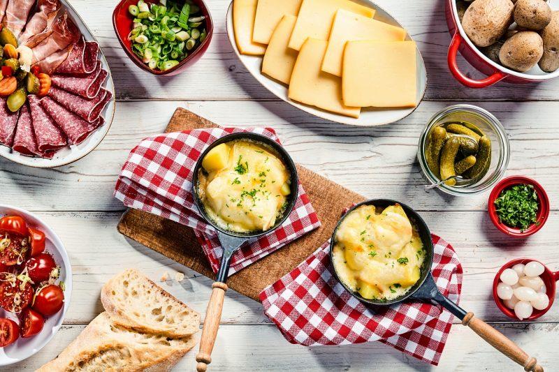 Швейцарска кухня особености | Fondue