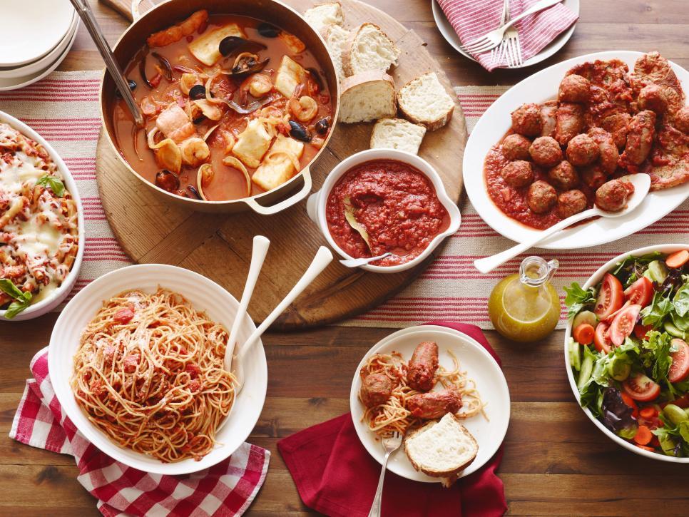 Italian food | Fondue