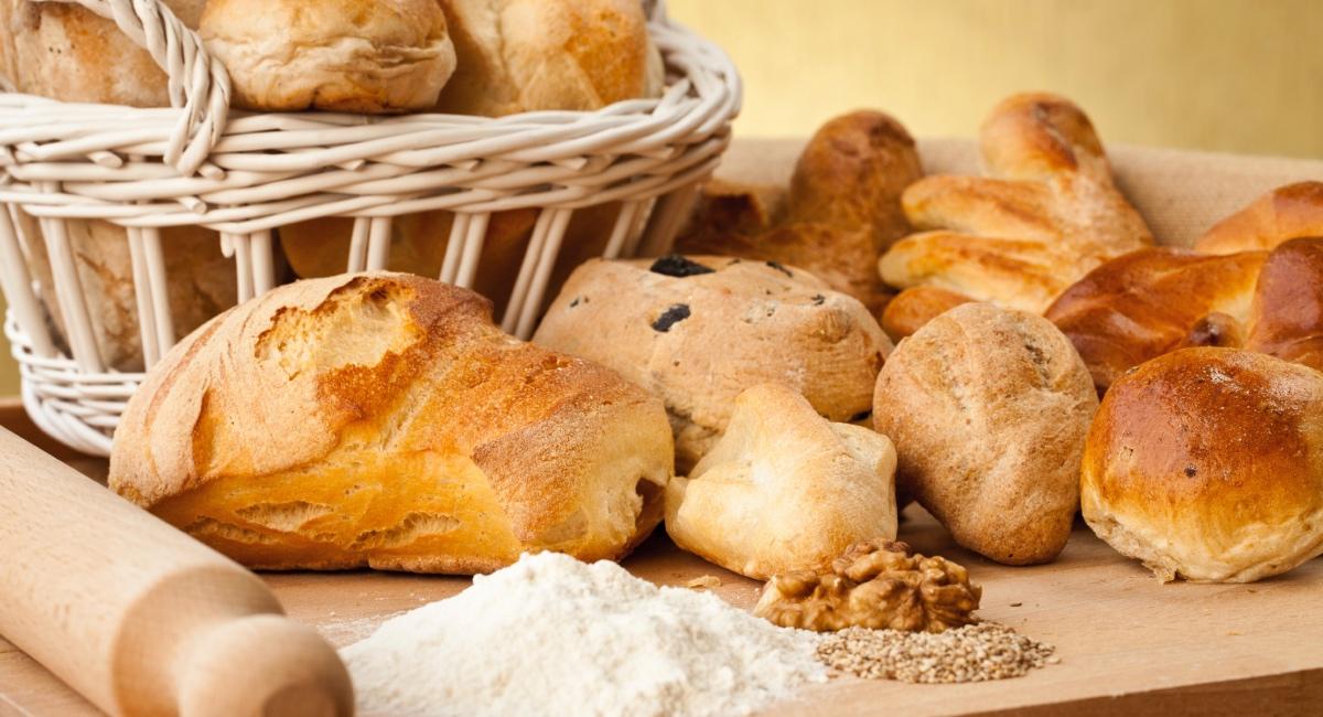 Delicious Italian bread