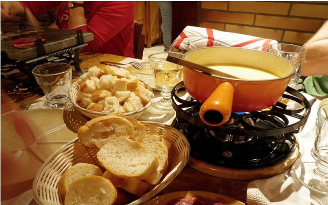 Топ ястията от алпийската кухня