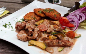 Месото в швейцарската кухня