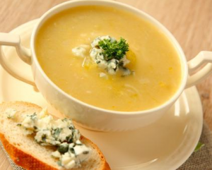 French soups