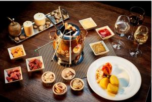 How has Swiss cuisine changed?