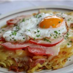 Телешко с рьощи – класика в швейцарската кухня